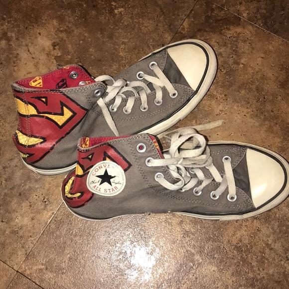 Converse Shoes | Mens Superman Tennis